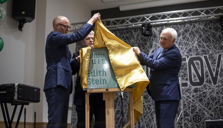 Plats geopend
