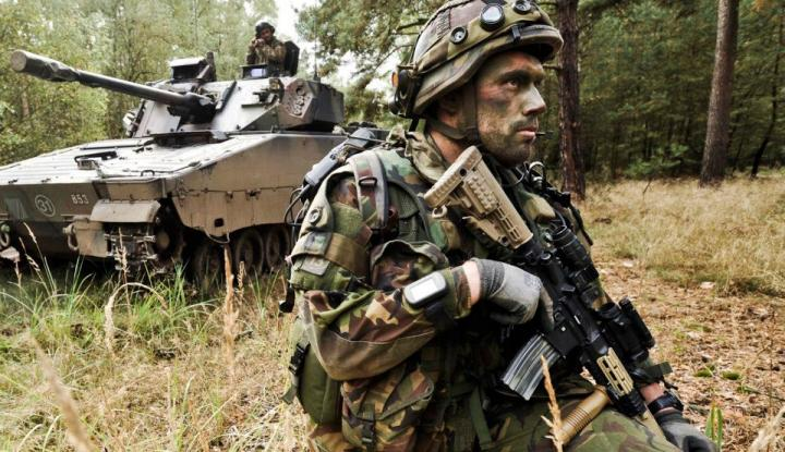 militaire_oefening