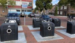 Ondergrondse afvalcontainers